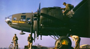 10 Things You Might Not Know About The B-17 Flying Fortress