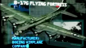 Top Ten Bombers: B-17 Flying Fortress