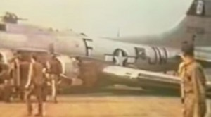 B-17 Landing On One Wheel: Skill, Bravery And No Other Choice