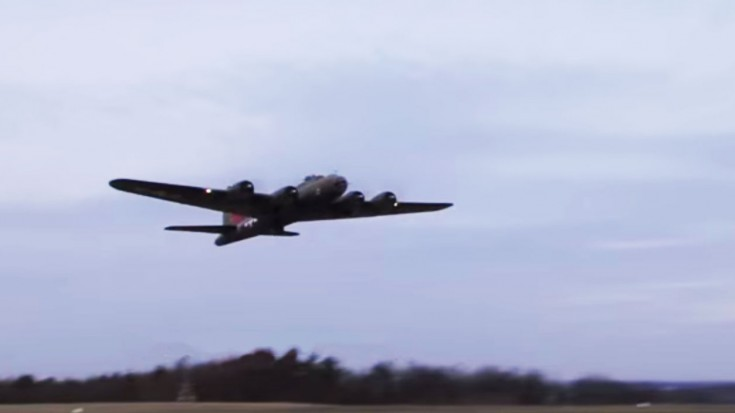 Pink Lady's Last Low Passes Before Retirement In France | World War Wings Videos