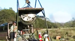 Ball Turret Test Firing – Now That's How You Blast Em'