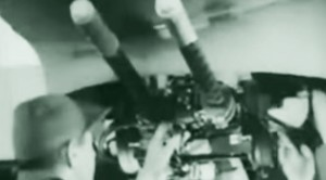 B-29 Gun Turret Inspection: How Our Boys Were Trained Before Heading Out