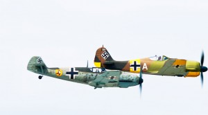 Battle of Britain Vet: Messerschmitt Bf 109E-3