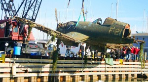 One More Corsair Coming Our Way: Resurrected From Lake Michigan