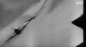World War II Air Combat: Rounds Eat Up Planes