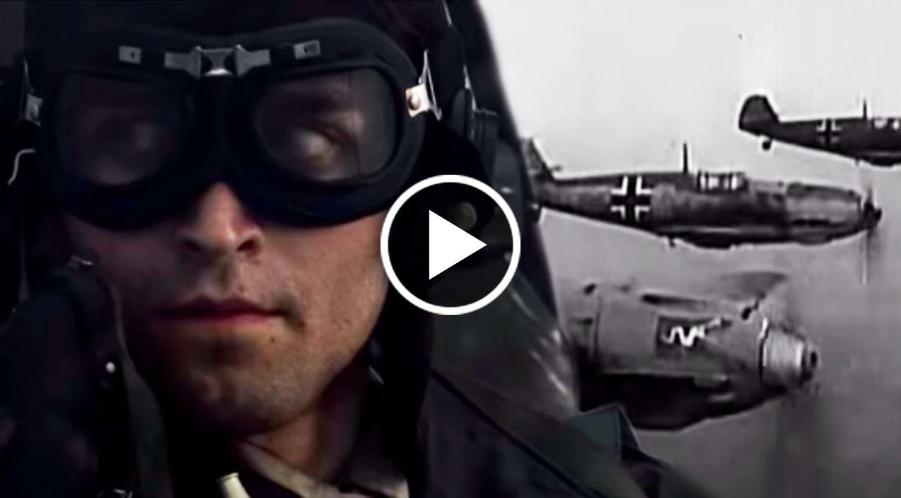 Air Aces: Francis 'Gabby' Gabreski's First Combat Hit ...