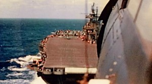 Incredible Remastered Footage Of Hellcat And Corsair Carrier Landings-They Made It Look Easy