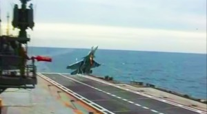 Pucker Factor 1000 With This Failed Carrier Landing