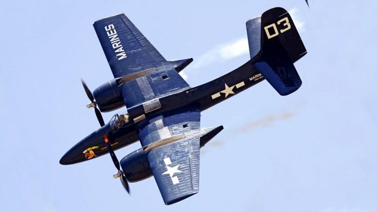 Here Kitty, Kitty!: Mean Sounding Tigercat Aerobatics | World War Wings Videos