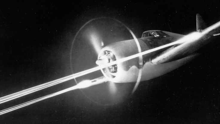 WWII Top Ace PRAISES The P-47 Thunderbolt Because His Life… | World War Wings Videos