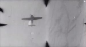 Ju88 Mistel Piggyback Planes Shot Down Caught On Camera