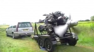 Watch This Guy Fire Up A Pratt & Whitney R2800-Turn Up The Volume!