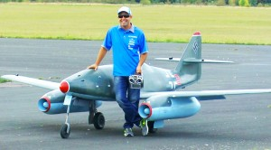 This Giant RC Me 262 Sounds And Flies Like Nothing You've Seen Before