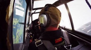 Red Seven Bf 109 G4: Cockpit Footage
