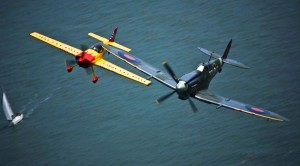 Spitfire Mk IX Versus MX2: Who Takes It?