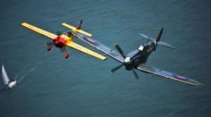 Spitfire Mk IX Versus MX2: Who Takes It?