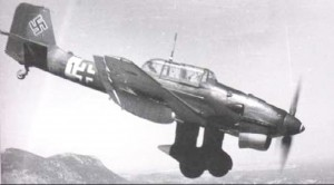 Chilling Stuka Sirens: Original Nazi Propaganda Footage