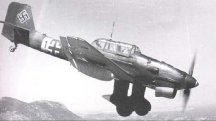 Chilling Stuka Sirens: Original Nazi Propaganda Footage | World War Wings Videos