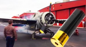 They Start Up A Wildcat With…A Shotgun Shell