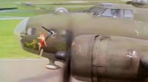 The Best Scene From The Most Iconic B-17 Movie