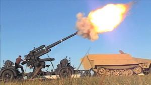 Bomber Crew's Nightmare: 88 MM Flak Gun
