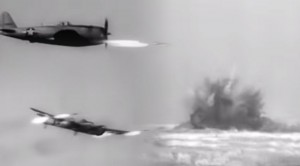 Rare Footage Of Jugs And Lightnings Firing Missiles