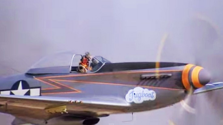 Cadillac Of The Sky P 51 Mustangs In Empire Sun World