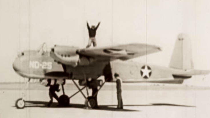 WWII Footage: Radio Controlled Drone In Action   World War Wings Videos