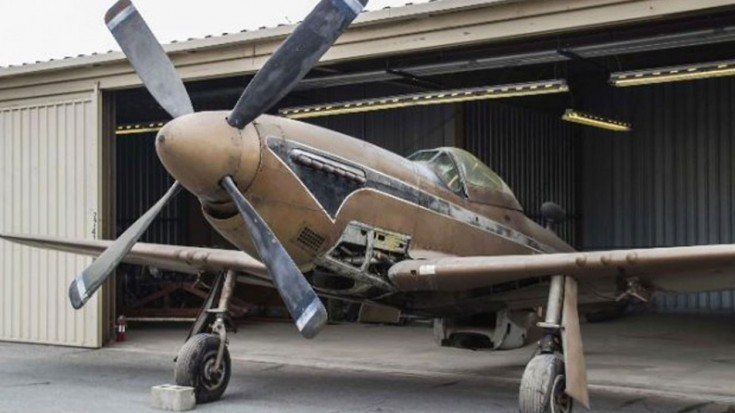 FOR SALE- 1944 P-51 Mustang (Interior/Exterior Tour)(WATCH ... Mustang 2015 Interior