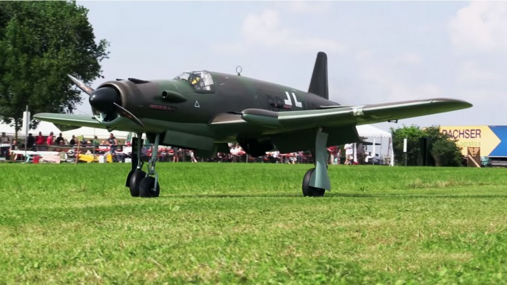 Fastest Jet In The World >> Giant One Of A Kind RC Dornier Do 335 - World War Wings