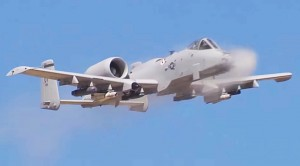 A-10's Live Fire Close Air Support Exercise Will Make Your Day