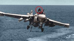 Navigator Ejects Halfway Out The Plane, But Pilot Figured Out How To Save Him