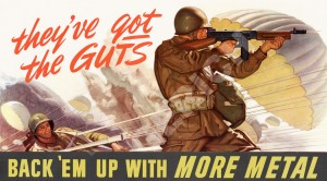 10 U.S World War II Posters You Never Knew Existed