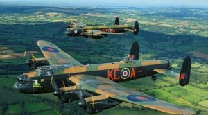 Lancasters Like You've Never Seen Them Before…And Probably Never Again