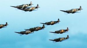 These 17 Roaring Spitfires Will Give You Goosebumps