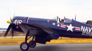 4 Mustangs. 2 Corsairs. 1 Video You Don't Want To Miss.