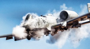 The Troops Were Ambushed, So The A-10 Was Called And Saved The Day
