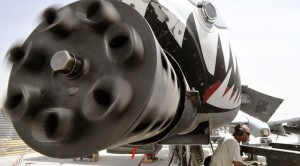 A-10 Ground Testing Its MASSIVE Gun