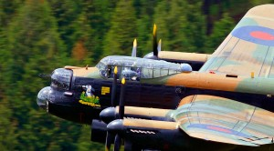 Rarest Flight: The Last Airworthy Lancasters Like You've Never Seen Them Before