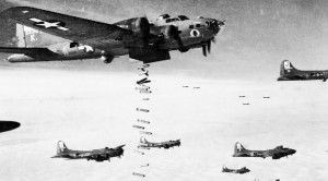 Rare And Controversial: B-17 Squadrons Bombing Rome
