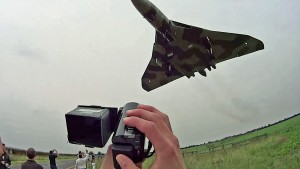 This Rare Vulcan Will Send Chills Down Your Spine With Her Howling Flyby