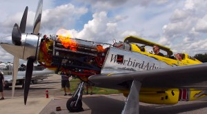 Turn The Volume Up!! P-51 Mustang Precious Metal High-Power Engine Run