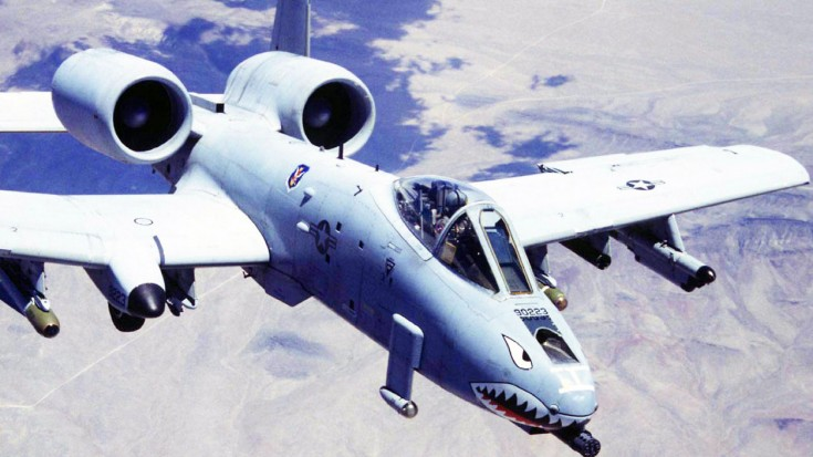 A-10 Is Joined By These WWII Fighters Making A Spectacular Formation | World War Wings Videos
