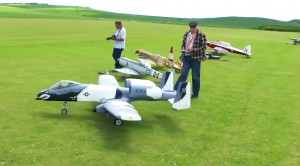 This Giant RC A-10 Sounds And Flies Like A Dream