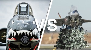 10 Reasons Why A-10s Should Stay And F-35s Simply Can't Match
