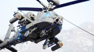 Apache AH-64D Shows Off The MASSIVE Power Of Its Chain Gun