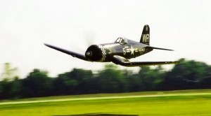 A Low, Fast And Loud Corsair