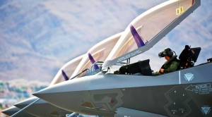 The F-35 Might Be Snapping Pilots' Necks