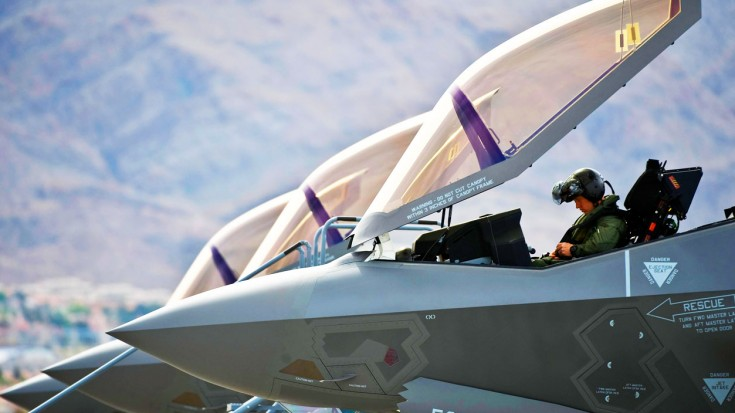 The F-35 Might Be Snapping Pilots' Necks   World War Wings Videos