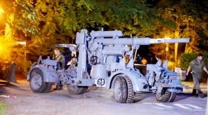 Man Hid An Illegal Flak Gun In His Basement As Well As THIS…